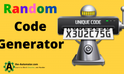 Random Code Generator